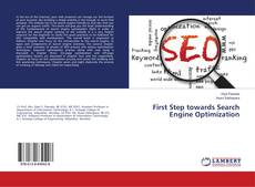 Bookcover of First Step towards Search Engine Optimization