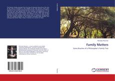 Bookcover of Family Matters