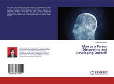 Bookcover of Man as a Person (Discovering and Developing Oneself)