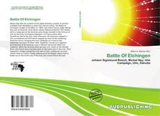Borítókép a  Battle Of Elchingen - hoz