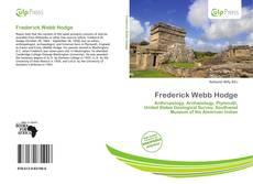 Capa do livro de Frederick Webb Hodge