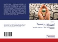 Обложка Aquaponic system and Bangladesh