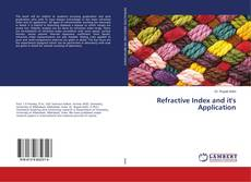 Bookcover of Refractive Index and it's Application