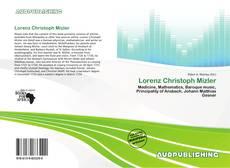 Couverture de Lorenz Christoph Mizler