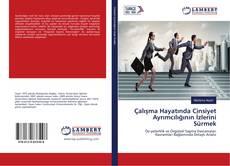 Çalışma Hayatında Cinsiyet Ayrımcılığının İzlerini Sürmek kitap kapağı