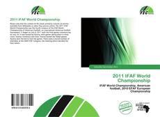 2011 IFAF World Championship的封面