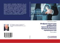 Инфраструктура цифровой трансформации промышленных предприятий的封面