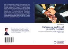 Portada del libro de Professional qualities of successful manager