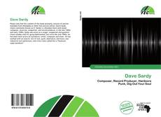 Bookcover of Dave Sardy