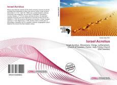 Buchcover von Israel Acrelius