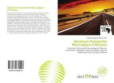 Bookcover of Abraham Constantin Mouradgea d'Ohsson