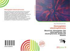 Hemoglobin electrophoresis kitap kapağı