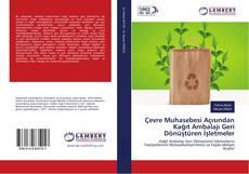 Çevre Muhasebesi Açısından Kağıt Ambalajı Geri Dönüştüren İşletmeler kitap kapağı