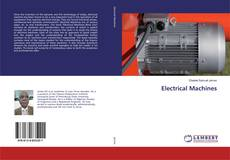 Bookcover of Electrical Machines