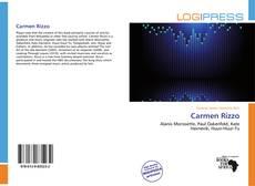 Bookcover of Carmen Rizzo