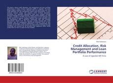 Borítókép a  Credit Allocation, Risk Management and Loan Portfolio Performance - hoz