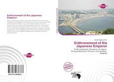 Capa do livro de Enthronement of the Japanese Emperor
