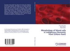 Capa do livro de Morphology of blood cells in Indigenous Domestic Fowl (Uttara fowl)