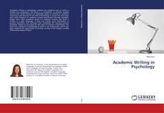 Borítókép a  Academic Writing in Psychology - hoz