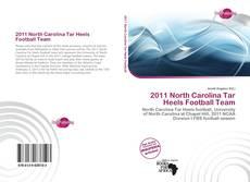 Capa do livro de 2011 North Carolina Tar Heels Football Team
