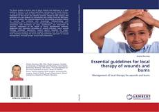 Essential guidelines for local therapy of wounds and burns kitap kapağı