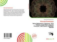Buchcover von Harald Edelstam