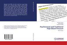 Psychosocial and Traditional High Blood Pressure的封面