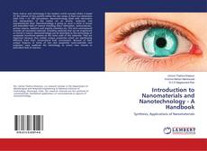 Introduction to Nanomaterials and Nanotechnology - A Handbook kitap kapağı
