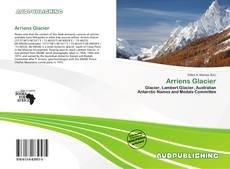 Couverture de Arriens Glacier