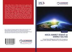 HOCA AHMET YESEVÎ ve EMİRCİ SULTAN kitap kapağı