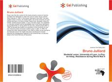 Bruno Julliard kitap kapağı