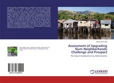 Bookcover of Assessment of Upgrading Slum Neighborhoods Challenge and Prospect