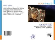 Lobelia Dentata kitap kapağı