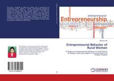 Copertina di Entrepreneurial Behavior of Rural Women