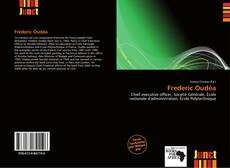 Обложка Frederic Oudéa