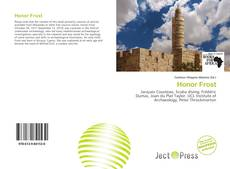 Bookcover of Honor Frost
