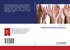 Bookcover of Political Professionalization