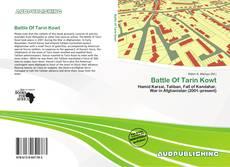 Borítókép a  Battle Of Tarin Kowt - hoz