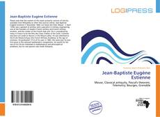 Couverture de Jean-Baptiste Eugène Estienne