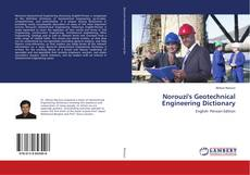 Norouzi's Geotechnical Engineering Dictionary kitap kapağı