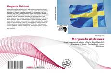 Bookcover of Margareta Alströmer