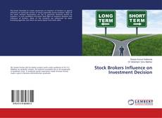 Stock Brokers Influence on Investment Decision的封面