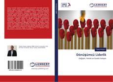 Capa do livro de Dönüşümcü Liderlik