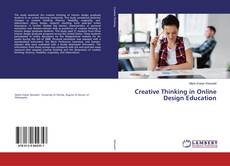 Bookcover of Creative Thinking in Online Design Education