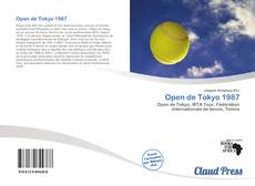 Обложка Open de Tokyo 1987