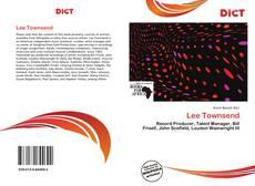 Buchcover von Lee Townsend