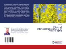 Efficacy of entomopathogenic fungi on mustard aphid的封面
