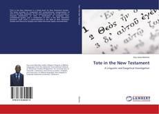 Copertina di Tote in the New Testament