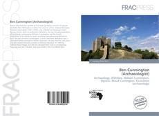 Bookcover of Ben Cunnington (Archaeologist)