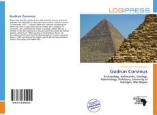 Bookcover of Gudrun Corvinus